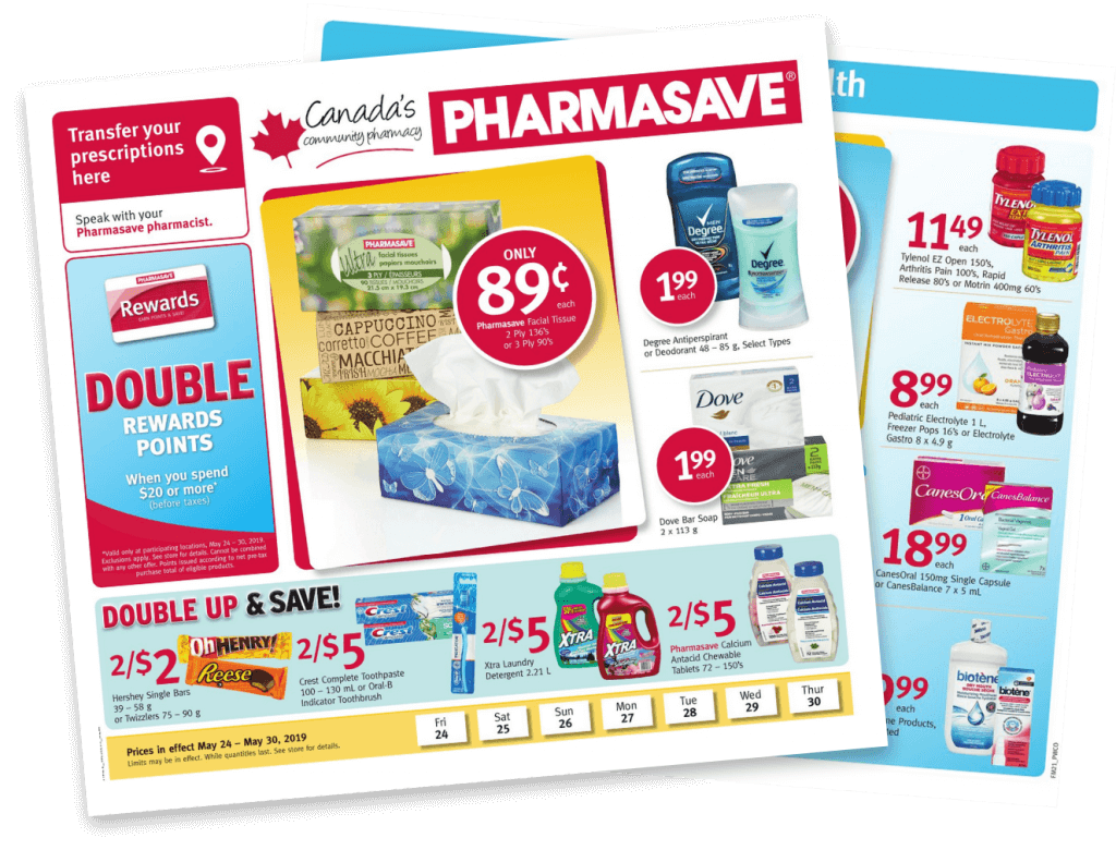 Airdrie pharmacy flyers