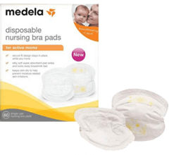 Medela breast pumps - bra-pads