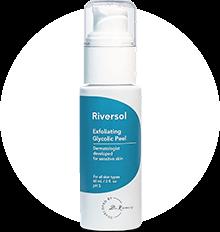 Riversol cosmetics - exfoliating-glycolic-peel