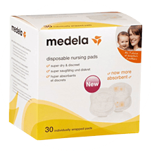 Medela breast pumps - nursing-pads