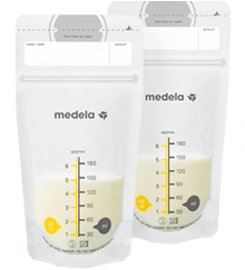 Medela breast pumps - storage-bags