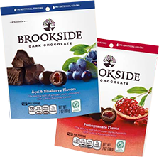 specialty candies & treats - brookside-chocolate