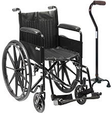 wheelchair - mobility aids